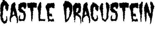 Castle Dracustein