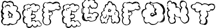 defecafont