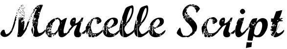 Marcelle Script