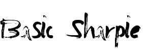 Basic Sharpie