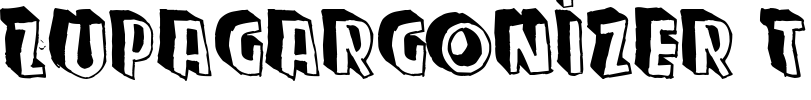 Zupagargonizer T