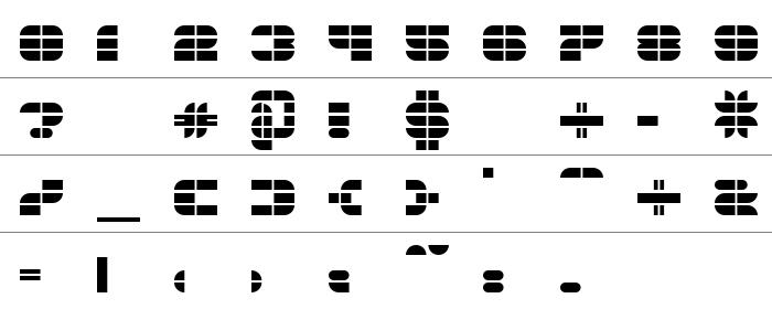 104 Rakam ve İşaretler