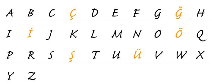 Caflisch Script Web Pro Büyük Harfler