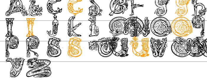 Celtasmigoria Büyük Harfler