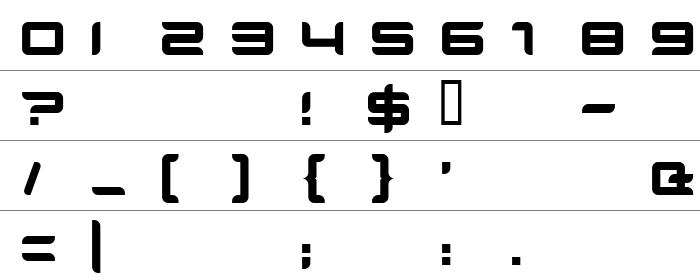 Quarx Rakam ve İşaretler