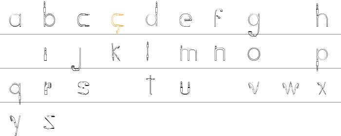 C-Fone Küçük Harfler